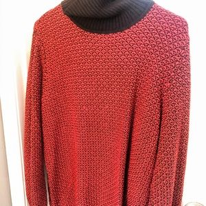 Karen Scott Turtle Neck Sweater